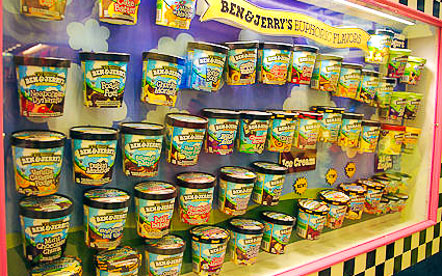 The Ben And Jerry's Factory Tour